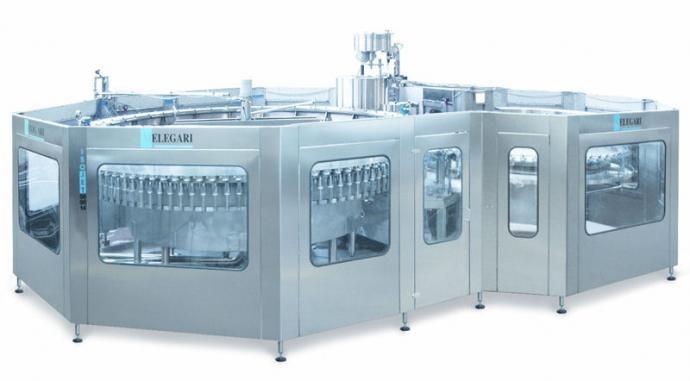Автоматы продажи воды в розлив в тару потребителя