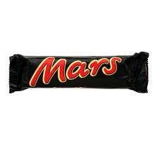 Упаковка шоколадных батончиков