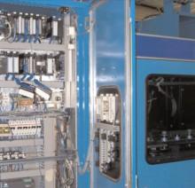 Шкаф управления выдувной машины TETRA PAK LX-1