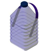 Ручка для пластиковой бутыли 5-6 л