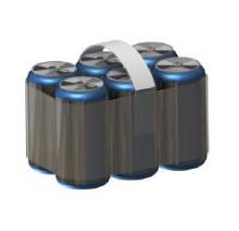 Ручка для упаковки банок (лимонад, пиво и т.п.)